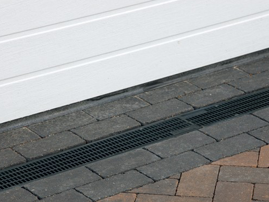 Expensive Concrete Work Can Weaken And Begin To Deteriorate Due To Excess  Moisture And Flooding, And Channel Drains Prevent Water From Pooling In  Garages, ...