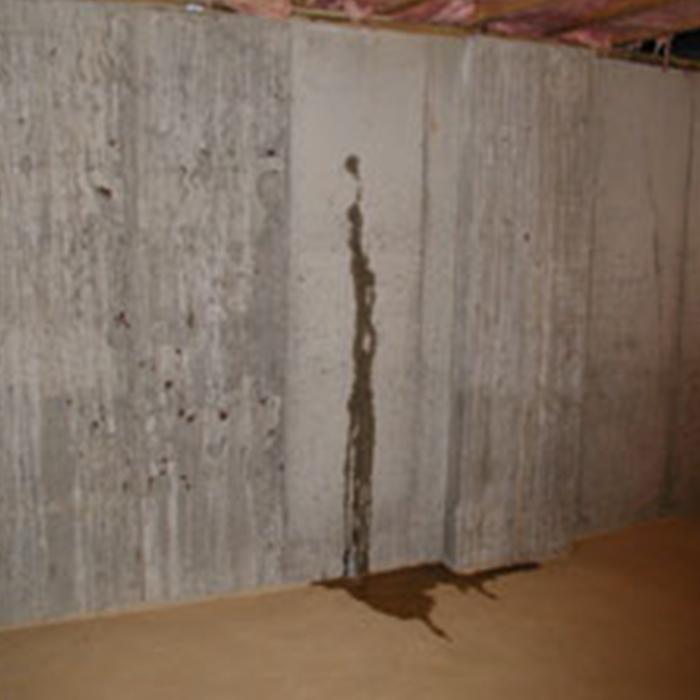Reparation fissures de fondation for Margelle fenetre sous sol