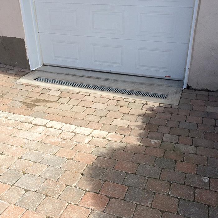 Remplacement du plancher de garage - Isolation plancher garage ...