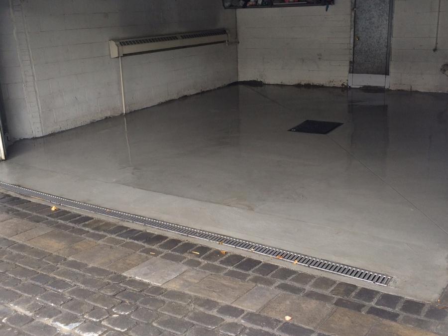 Sp cialiste en remplacement de drain d 39 entr e de garage for Nettoyage puisard garage